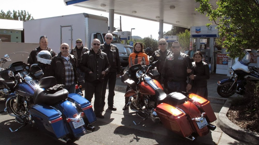 April Friday Off ride -