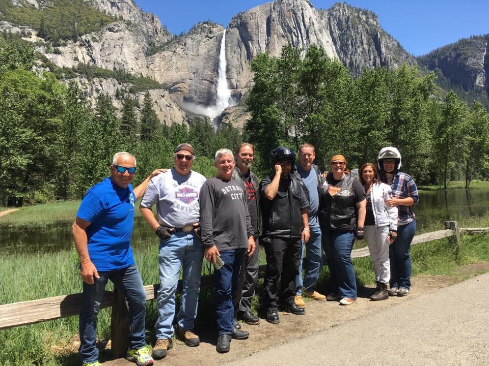 Yosemite Ride