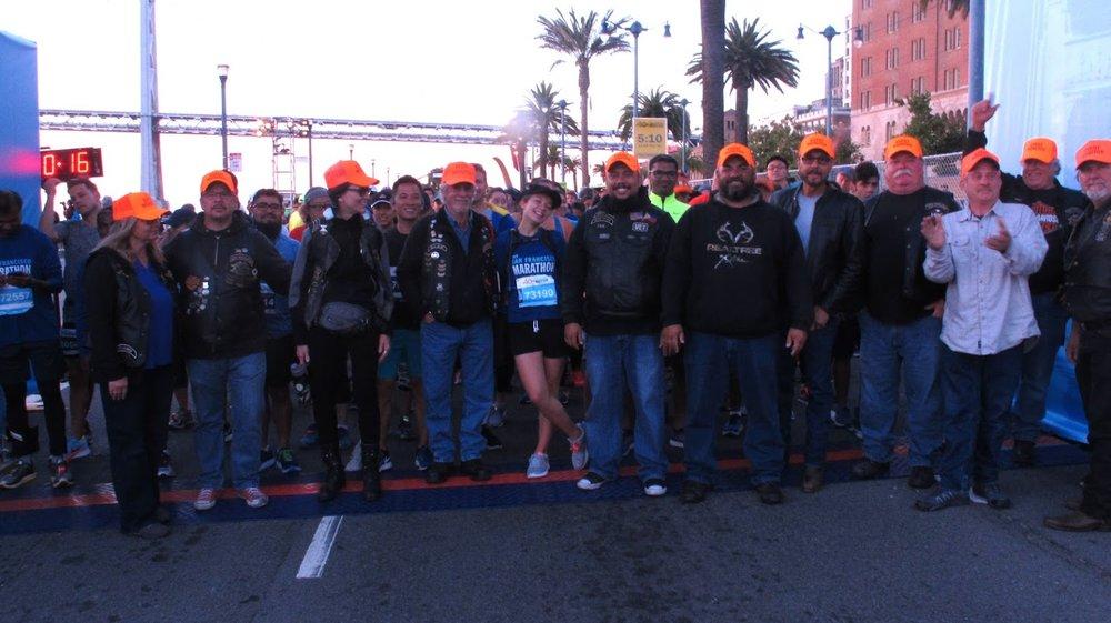 2017 San Francisco Marathon