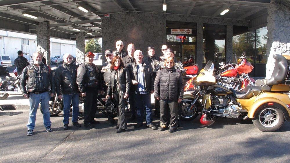 Donna's Sunshine Ride -