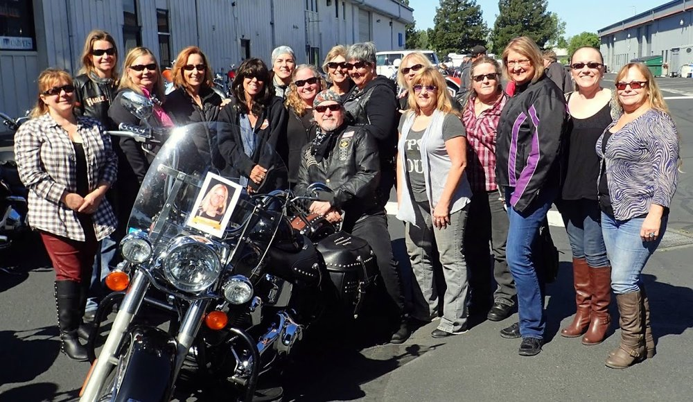 Jolene's Memorial Ride -
