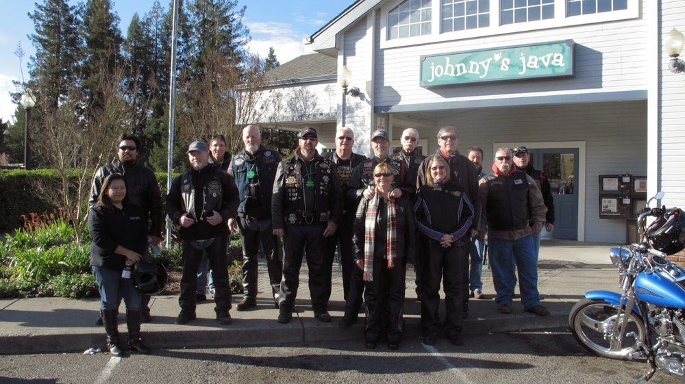 St. Patricks Day Ride -