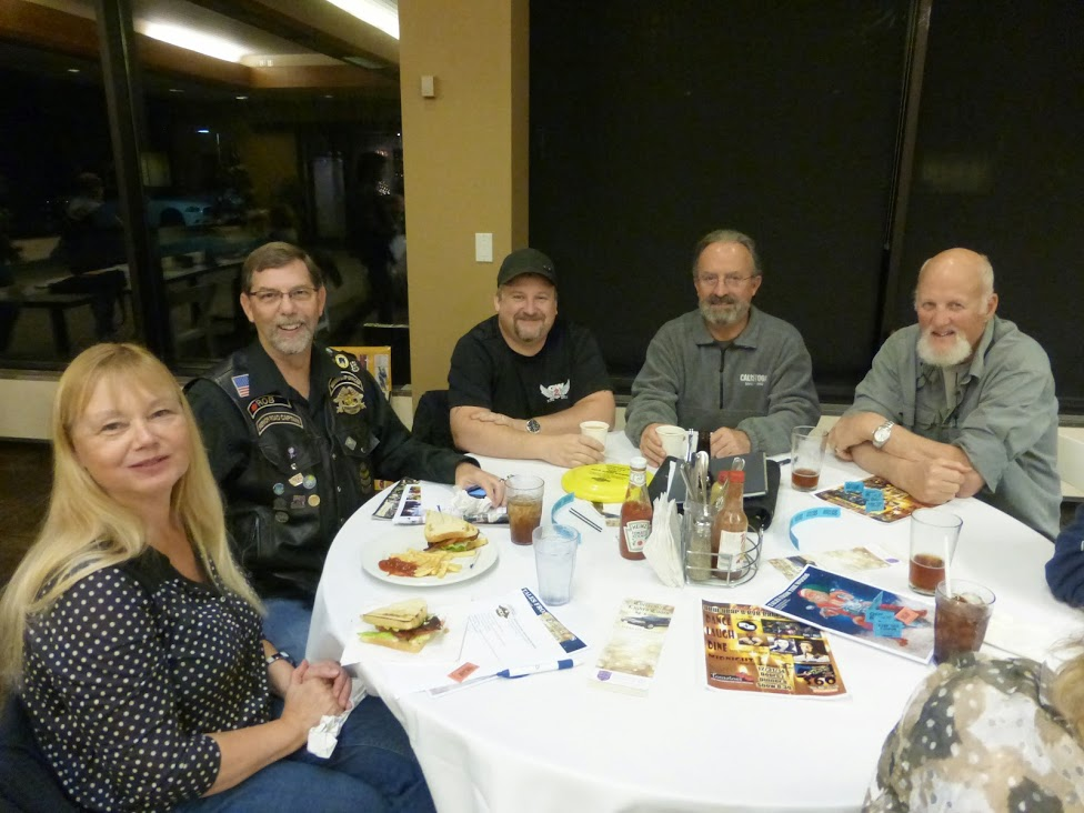 December General Meeting -
