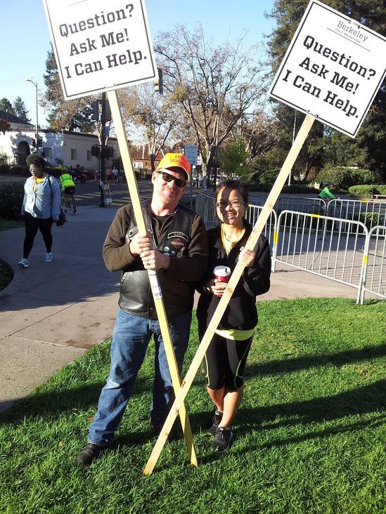 Berkeley Half Marathon -