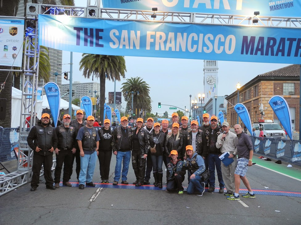 San Francisco Marathon -