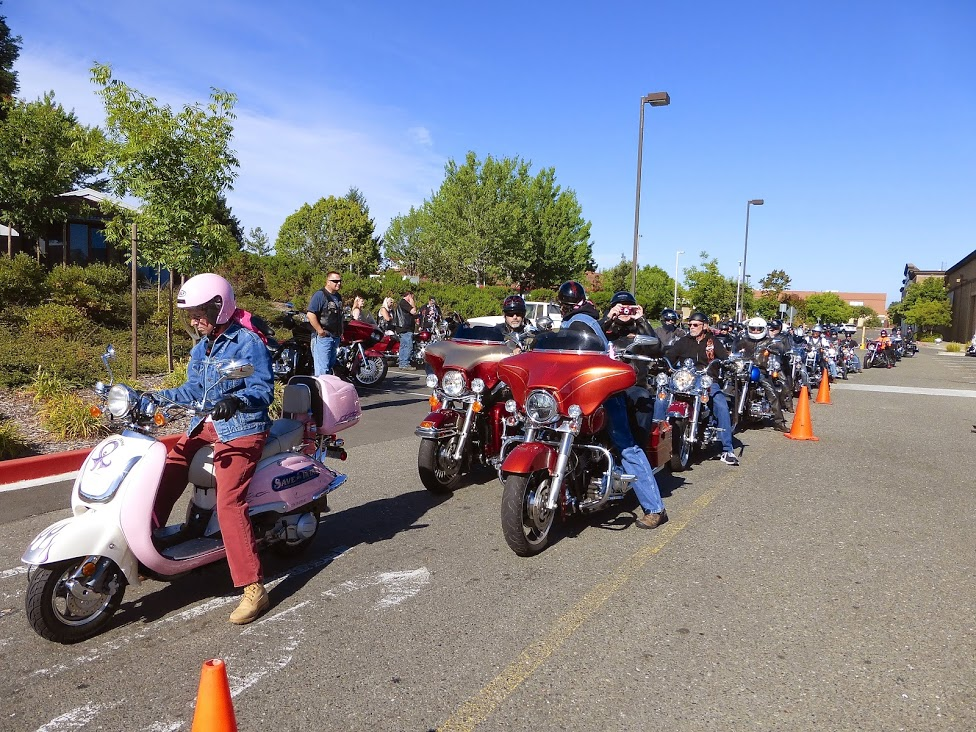 Save The Ta-Ta's Cancer Ride -