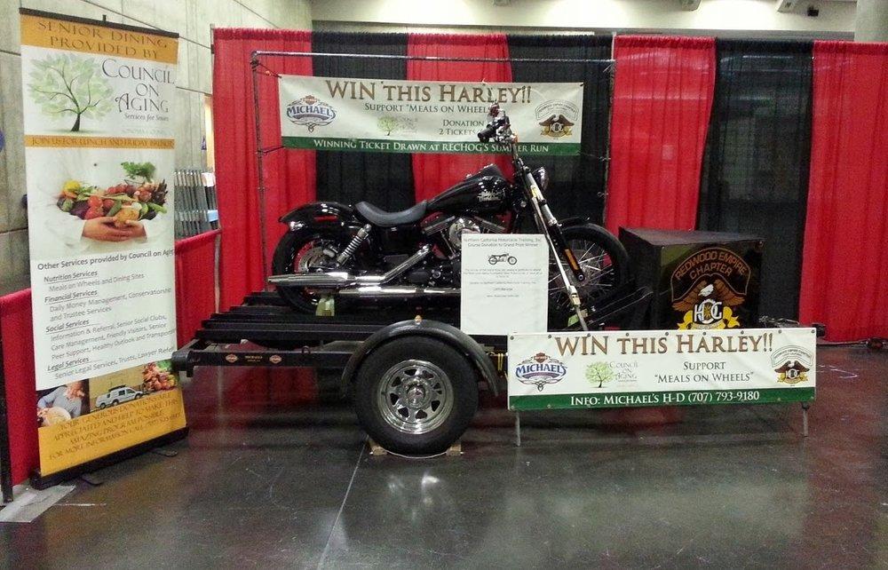 Easyrider Bike Show -