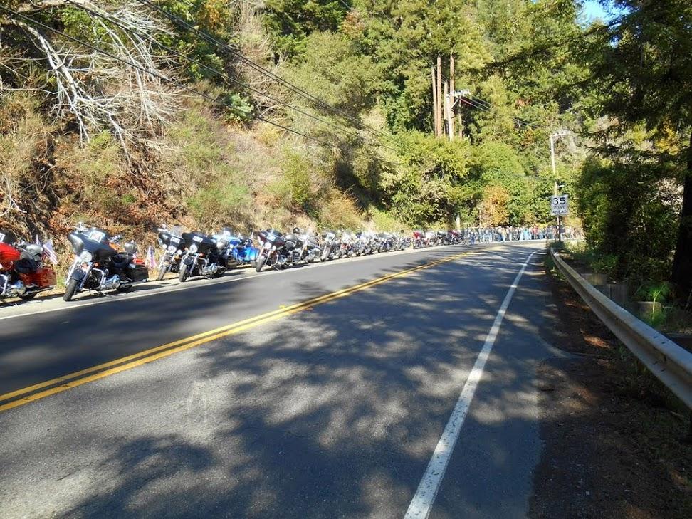 Greg Dahl Memorial Ride 2013 -