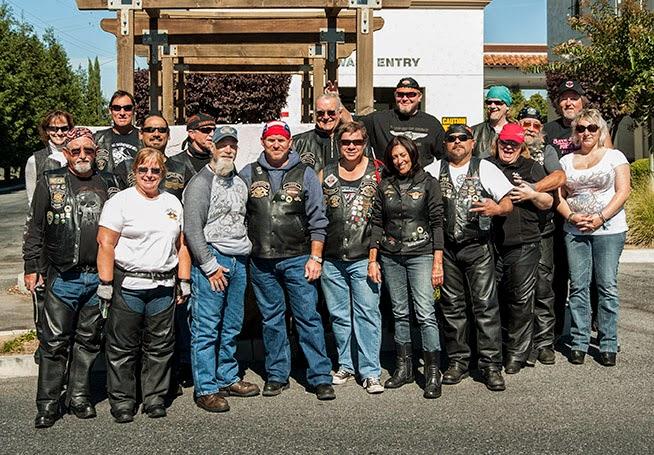 San Jose Ride 2013 -