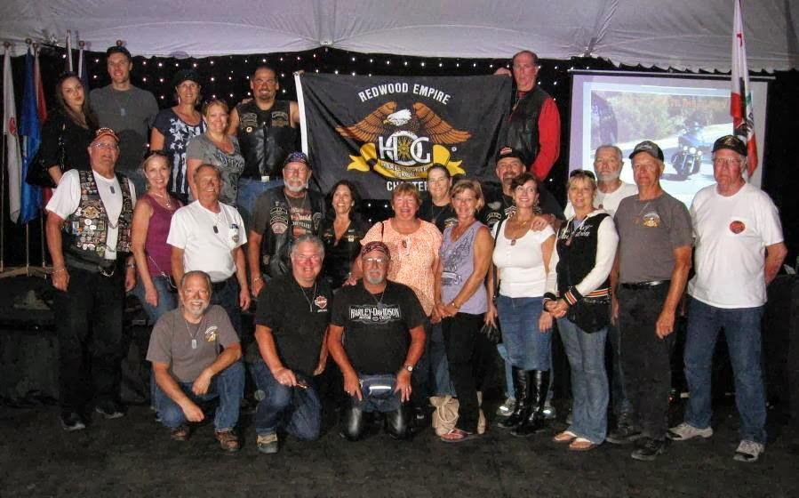 CA State HOG Rally 2013 -