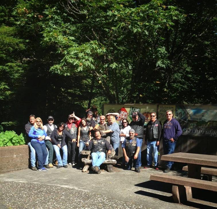 Redwoods Overnighter 2013 -