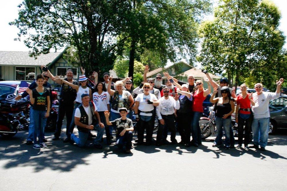 Calistoga 4th of July Parade 2013 -