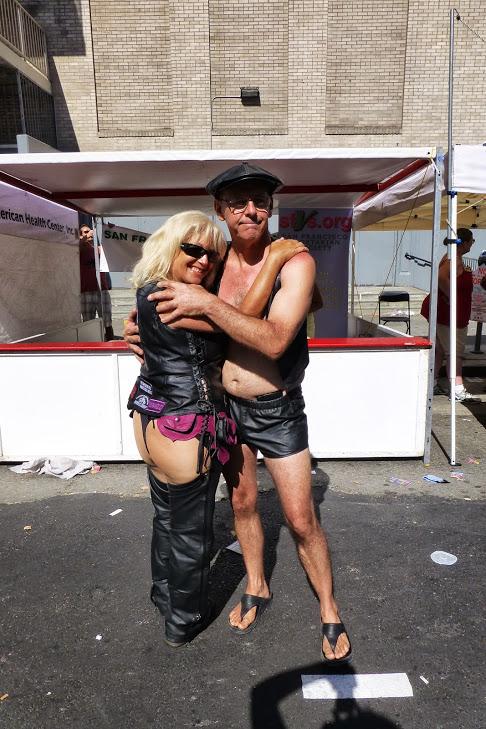 SF Gay Pride Parade 2013 -