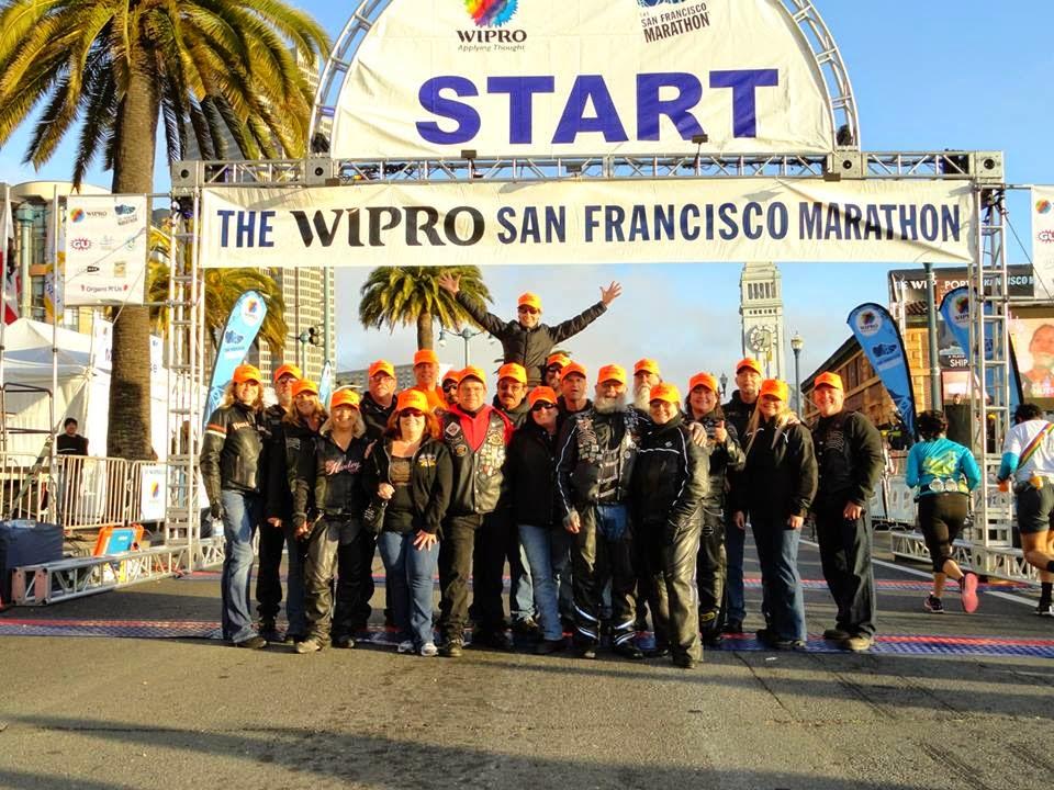 SF Marathon 2013 -