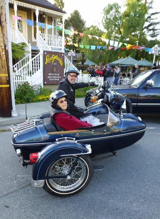 Dinner Ride 2013 -