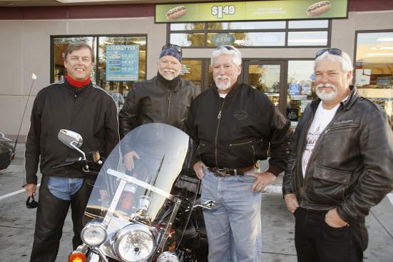 Iron Butt Ride 2013 -