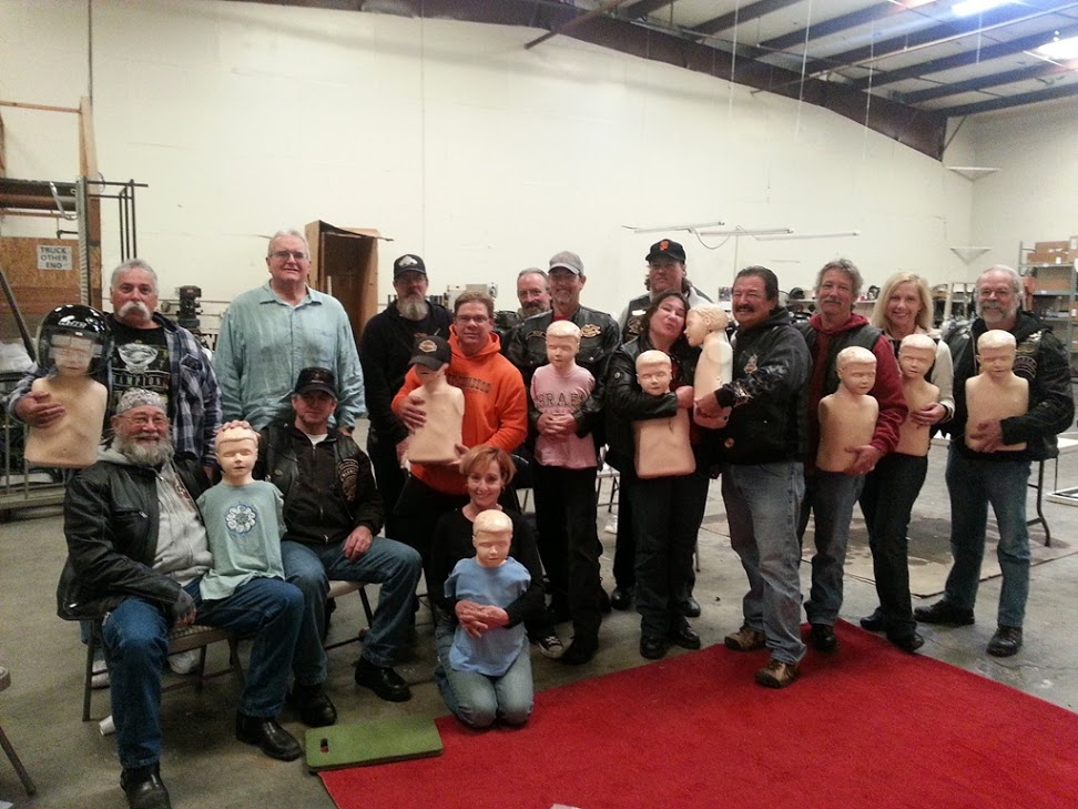 First Aid/CPR Training 2013 -