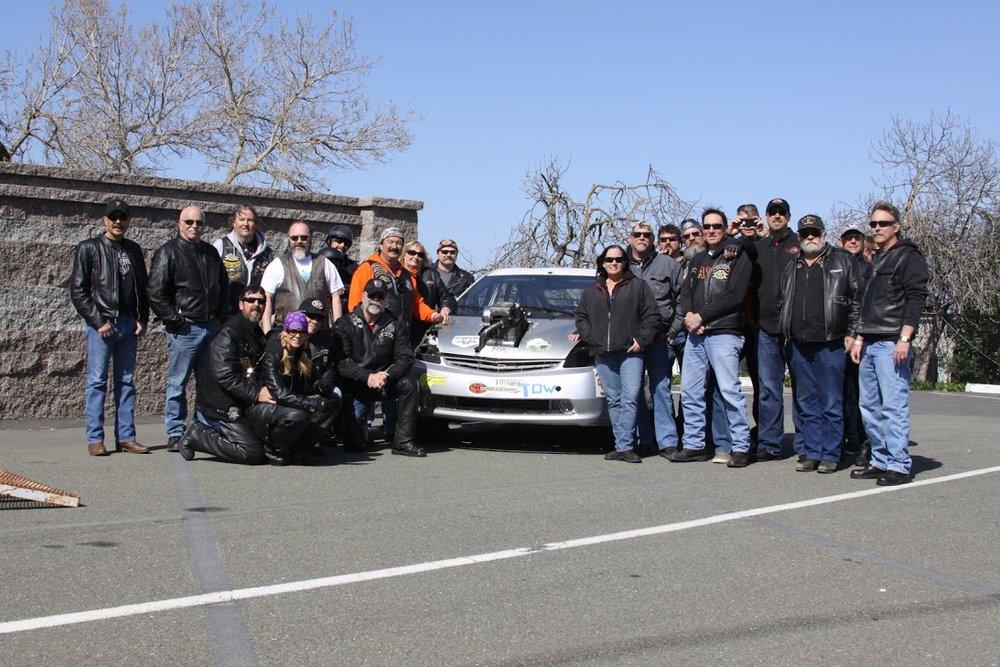 Infineon Raceway 2013 -