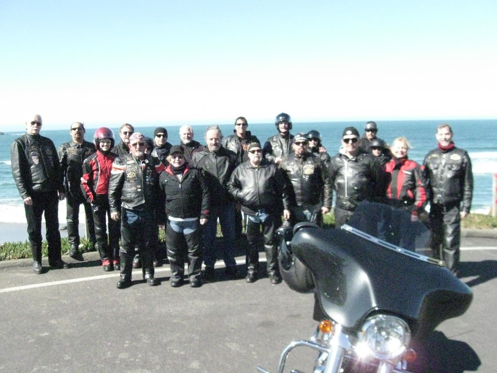 Newcomers Ride 2013 -