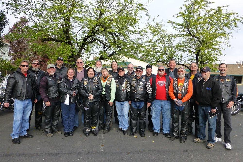 Road Captains 2013 -