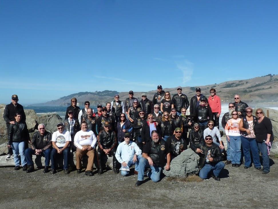 Remembrance Ride 2012 -