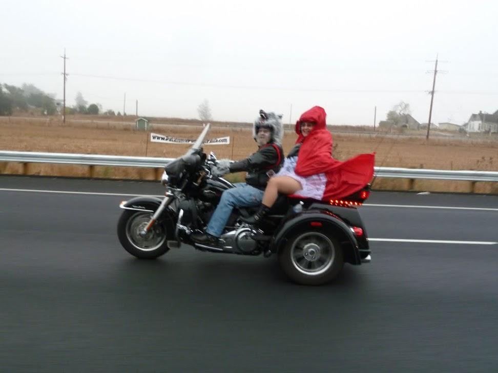 OHOG Halloween Ride 2012 -