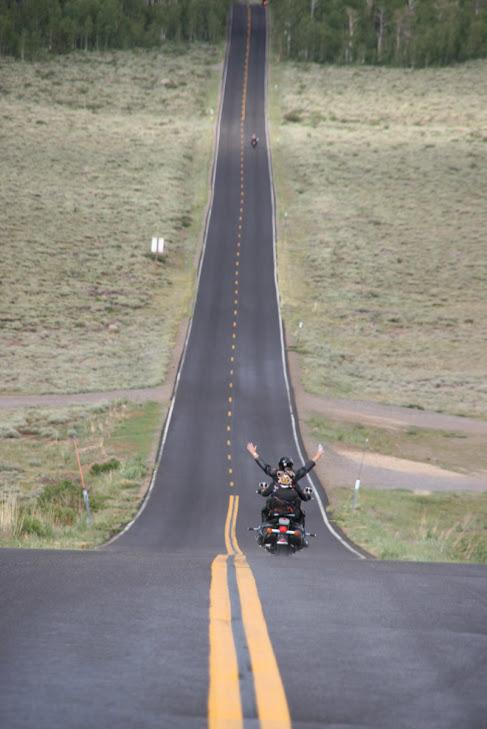 5 Passes Ride 2012 -
