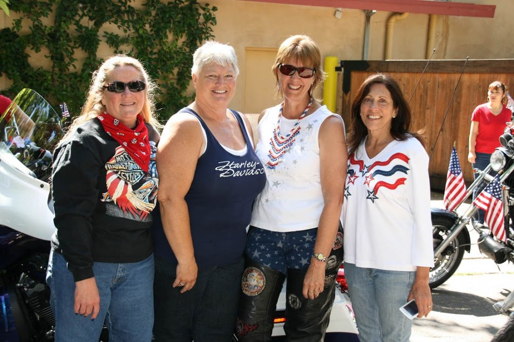 Calistoga Parade 2012 -