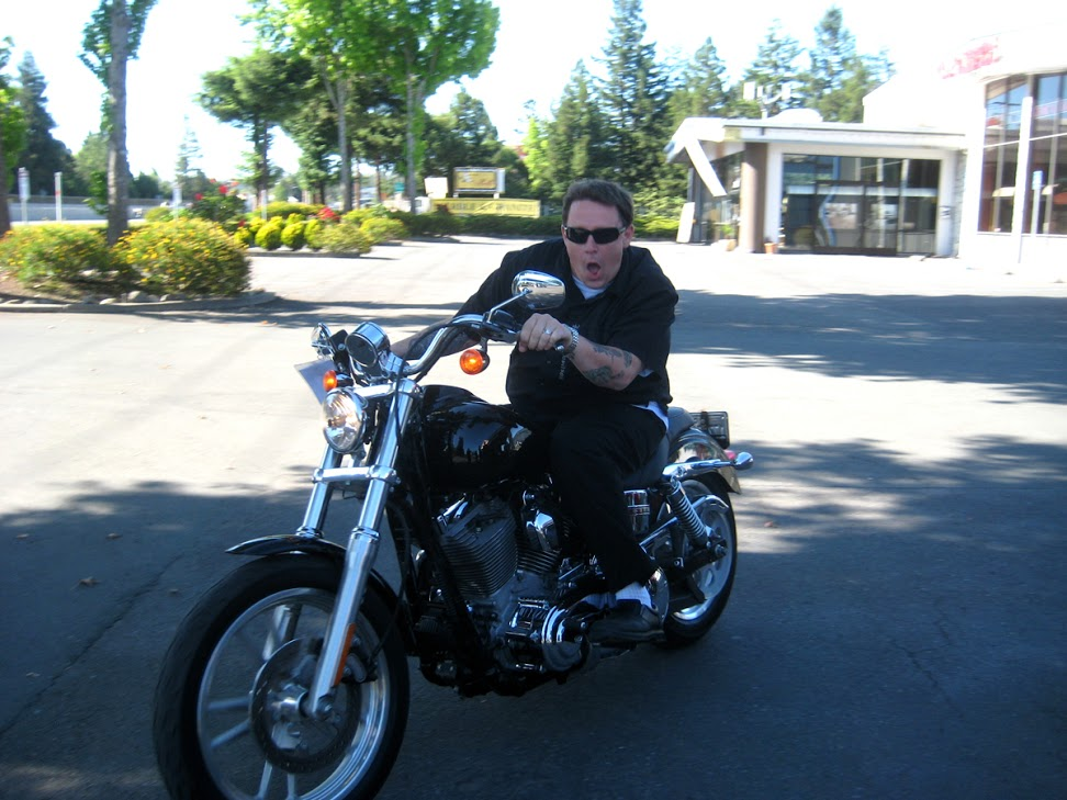 June Mystery ride 2012 -