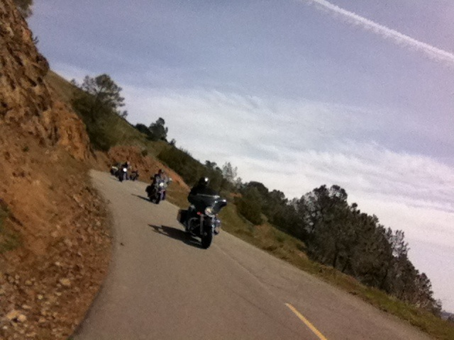 Mystery Ride 2012 -