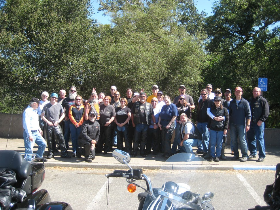 Phil Lunch Ride 2012 -