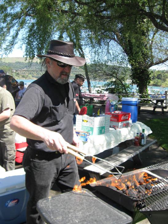 LOH Lake Sonoma BBQ 2012 -