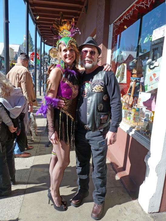 Mardi Gras 2012 -
