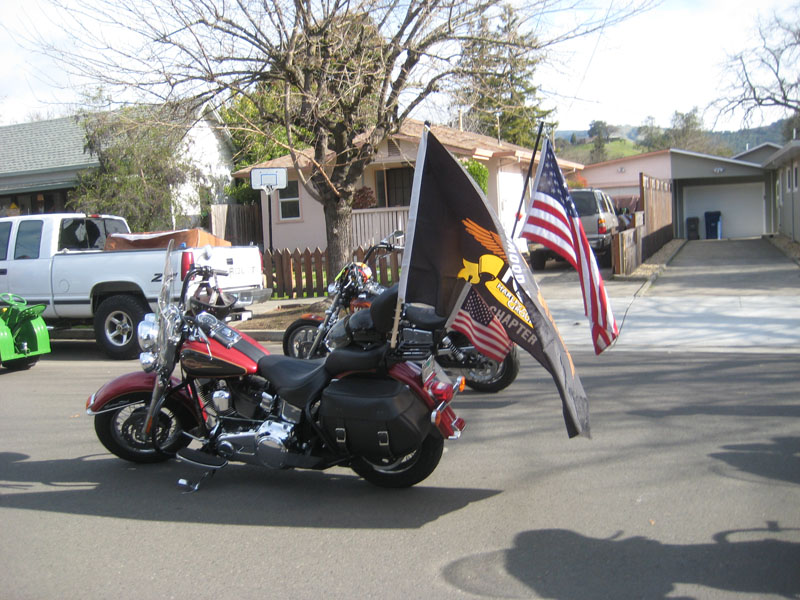 Cloverdale Parade 2012 -
