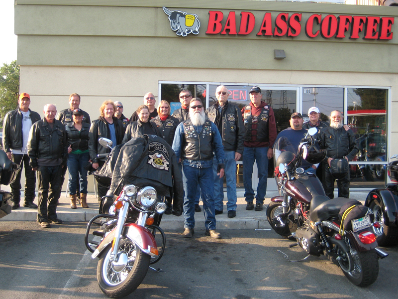 Mendocino HOG Ride -