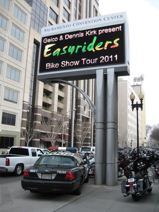 Easy Rider Bike Show 1 -