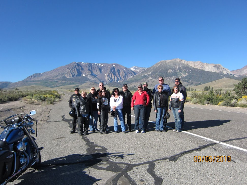 Yosemite Ride -