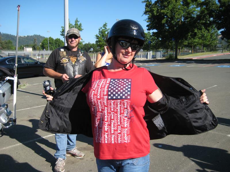 Calistoga Parade 1 -