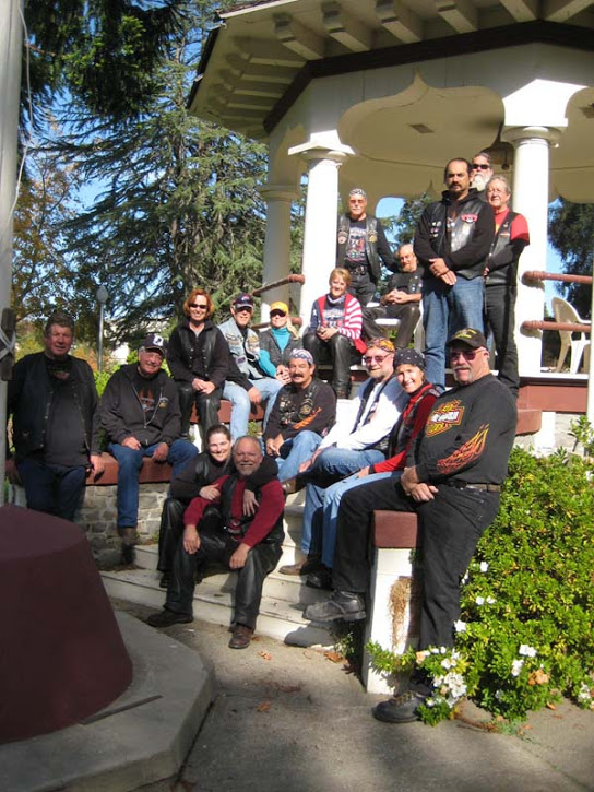 Veterans Day Ride -