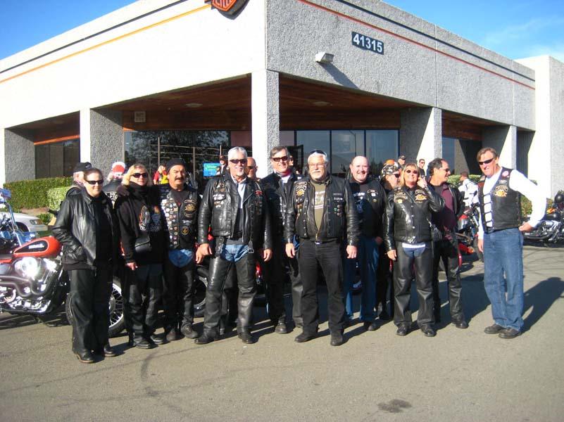 Fremont HOG Ride -
