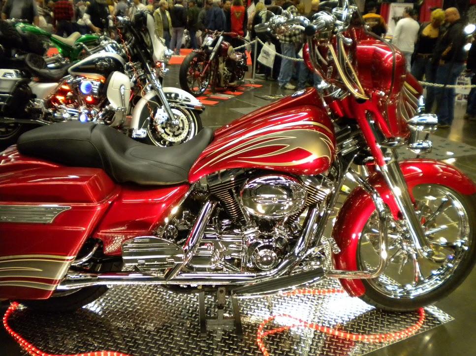 Easy Rider Bike Show -
