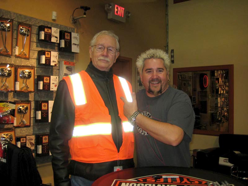 Guy Fieri's Event -
