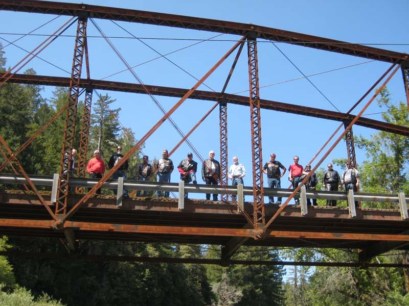 Skaggs Springs Ride -