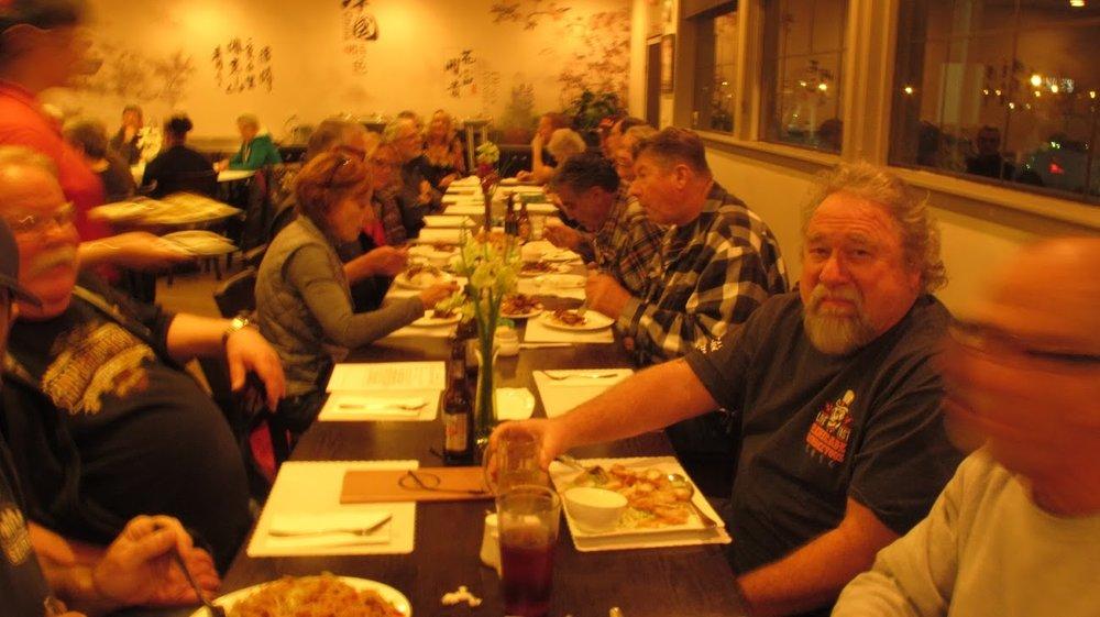 February General Membership Meeting -