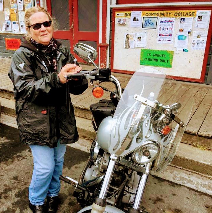 Glen's Ride To Bolinas -