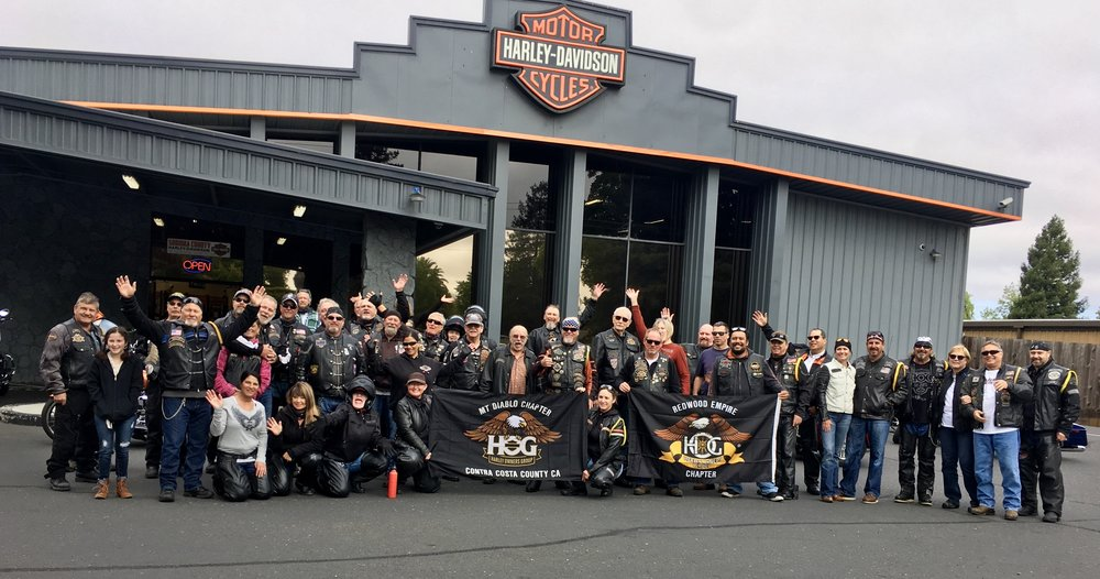North Bay Tour Ride -