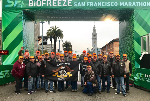 San Francisco Marathon 2018 -