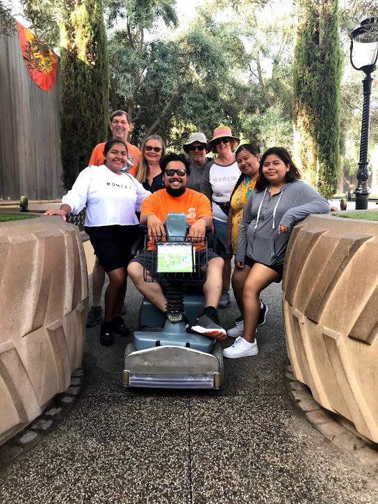 Disneyland Overnighter -