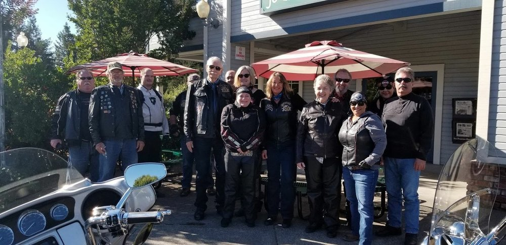 LOH End of Summer Ride -