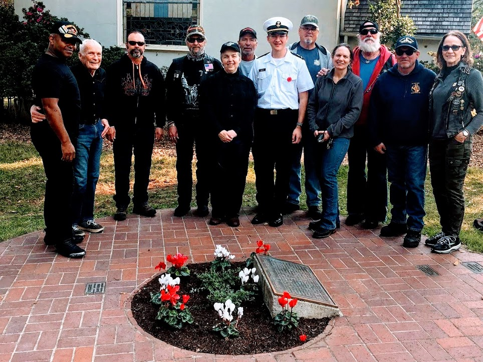 Veterans Home - Yountville Ride -